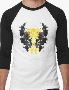 Wolverine Rorschach Men's Baseball ¾ T-Shirt