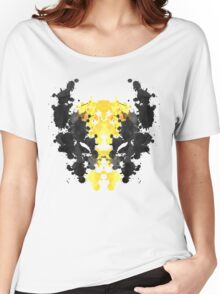 Wolverine Rorschach Women's Relaxed Fit T-Shirt