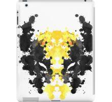 Wolverine Rorschach iPad Case/Skin