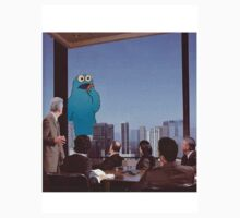 Cookie Monster Business by golegion6