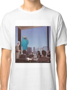 Cookie Monster Business Classic T-Shirt