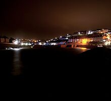 Porthleven Panorama by Sarin