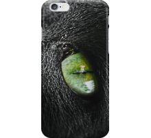 Cats eye iPhone Case/Skin