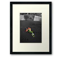 Memorial Remembrance Framed Print