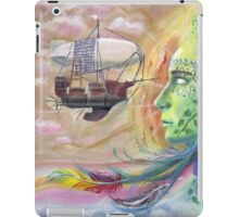 The Messenger iPad Case/Skin