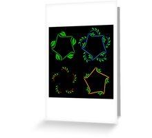 Eco-friendly design Greeting Card