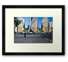 911 Museum View Framed Print