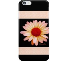 Painted the Color of Sunrise~ Daisy iPhone Case/Skin