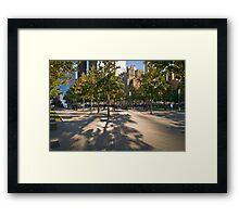 911 Memorial Park Framed Print