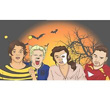 Halloween Direction by Marlee Holt
