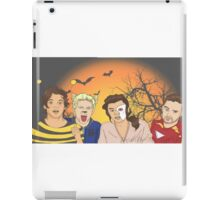 Halloween Direction iPad Case/Skin