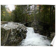 Waterfalls at The Basin Poster