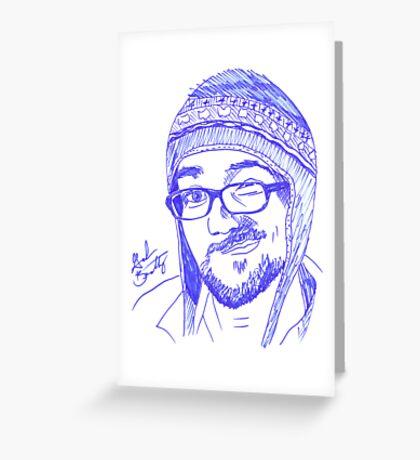 Archimedies Greeting Card