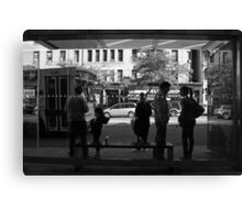 Saturday afternoon 106th Street, NYC Canvas Print