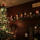 Christmas at the Watsons by Shelley Neff