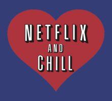 Netflix by scubhtee