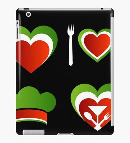 Italian cuisine iPad Case/Skin