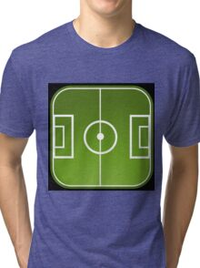 Football freak Tri-blend T-Shirt