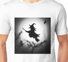 Witches of Halloween. Unisex T-Shirt