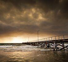 Golden Jetty by Ben Goode