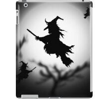 Witches of Halloween. iPad Case/Skin