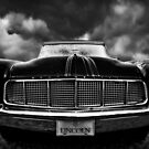 The Continental - Black and White by Timothy Meissen