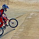BMX Young Rider  by Heather Friedman