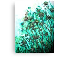 Fairy Flowers  Canvas Print