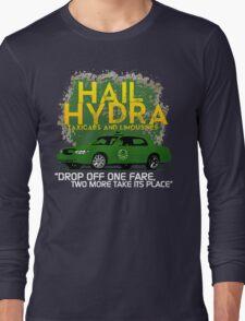 Need a Lift? Hail Hydra! Long Sleeve T-Shirt