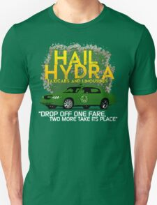 Need a Lift? Hail Hydra! T-Shirt