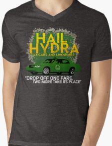 Need a Lift? Hail Hydra! Mens V-Neck T-Shirt