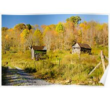 Country Home Poster