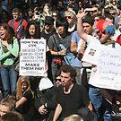 Occupy Sydney! by smithrankenART