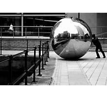 Clarence Dock - Leeds Photographic Print