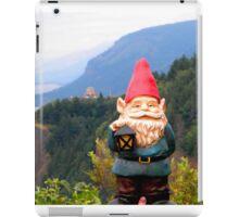 Gorge Gnome iPad Case/Skin