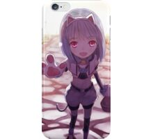 Halloween anime   iPhone Case/Skin