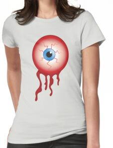A 'melting' eyeball T-Shirt