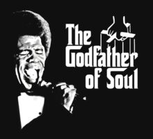 The Godfather of Soul - James Brown by Brother Adam