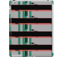 glitch art  iPad Case/Skin