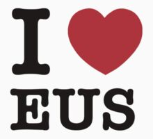 I Love EUS by candacing