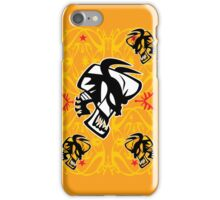 Rutting Skull 2 iPhone Case/Skin