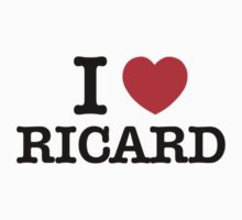 I Love RICARD by angelwil