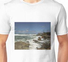 The Caves Beach Unisex T-Shirt