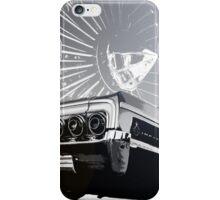 Impala Poster iPhone Case/Skin