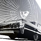 Impala Poster by Andrew (ark photograhy art)