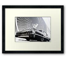 Impala Poster Framed Print