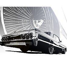 Impala Poster Photographic Print
