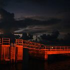 Dock, Mallory Square, Key West by kathycee