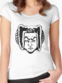 Denzel Curry Women's Fitted Scoop T-Shirt
