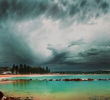 Avoca Storm by Dave  Gosling Designs